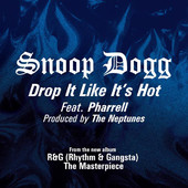 Snoop Dogg | Drop It Like It's Hot - Single